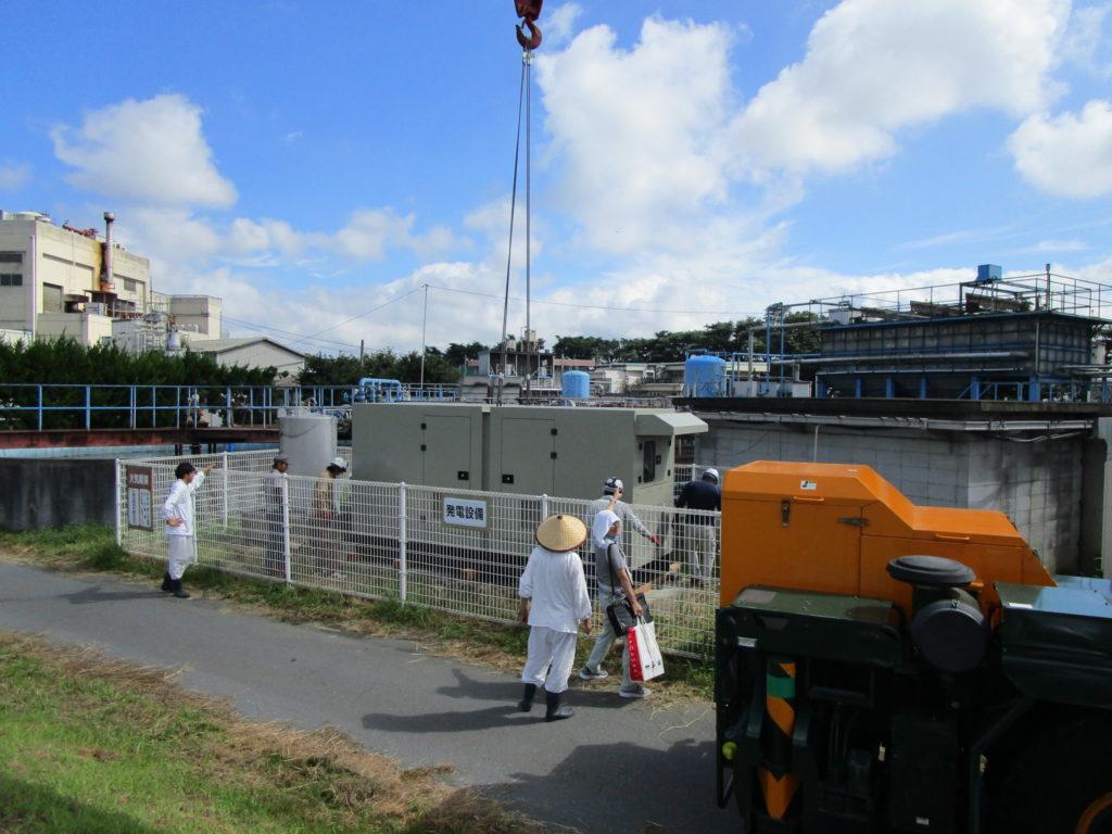 新品発電機  450 / 500 kVA を納品しました。G&C KYOWA 製造。 型式 : KGD-500, 発電機 : S4L1D-G41 (Stanford, UK), エンジン : DC13-072A (Scania, Sweden), 制御器 : DSE 8610 MKII (Deep Sea Electronics, USA)