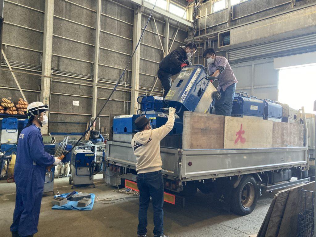 鶴見製作所製 洗浄機 HPJ-5W3, HPJ-37CNS-S x 71台